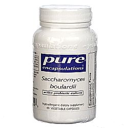 Pure Encapsulations Saccharomyces boulardii