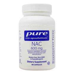 Pure Encapsulations NAC