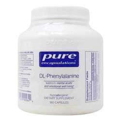 Pure Encapsulations dl-Phenylalanine