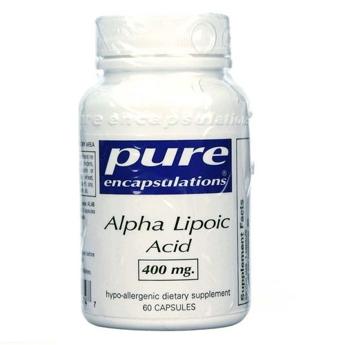 Alpha Lipoic Acid 400 mg
