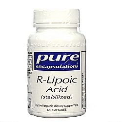Pure Encapsulations R-Lipoic Acid