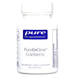 Pure Encapsulations Pure Biome Cranberry