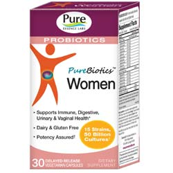 Pure Essence Labs Purebiotics Women