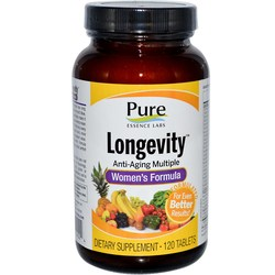 Pure Essence Labs Longevity Women's Formula