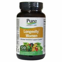Pure Essence Labs Longevity Women's Formula