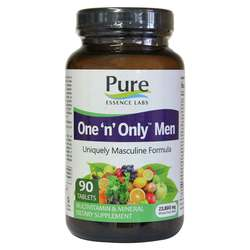 Pure Essence Labs One n Only Mens Formula