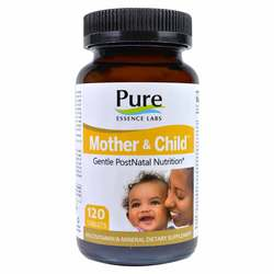 Pure Essence Labs Mother and Child Master PostNatal Formula