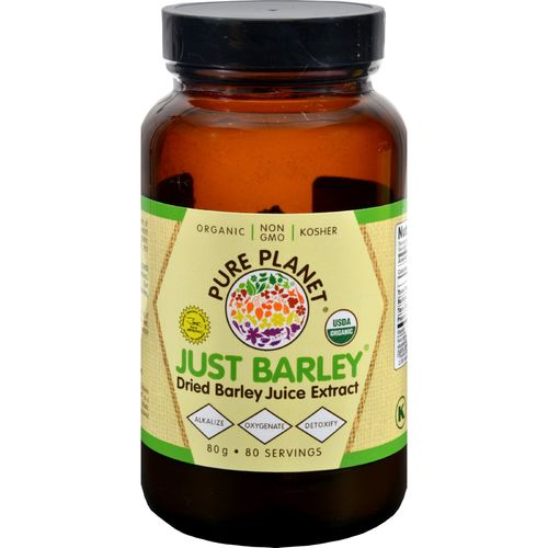 Pure Planet Just Barley Powder  - 80 g - 11370.jpg