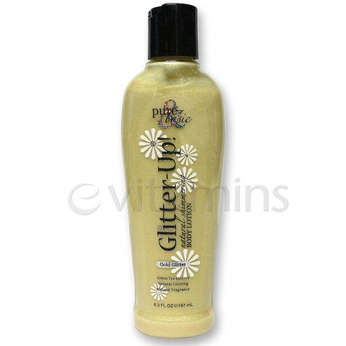 Glitter Up Gold Shimmering Body Lotion