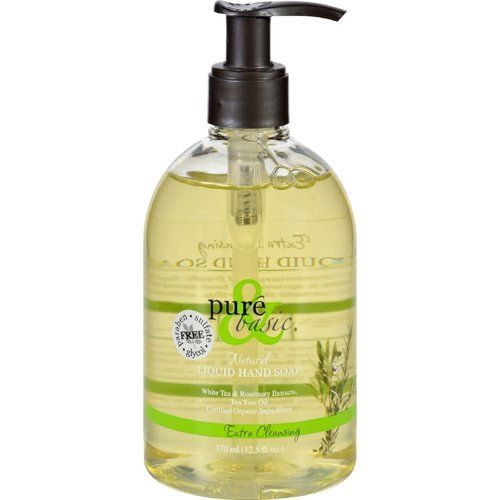 Extra Cleansing Liquid Hand Soap