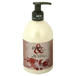 Pure and Basic Moisturizing Liquid Hand Soap