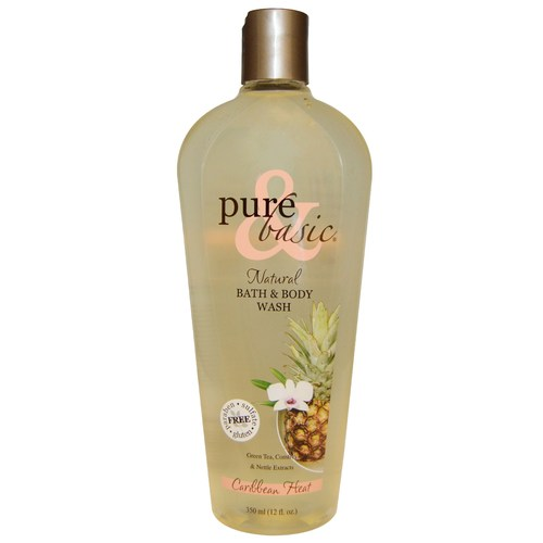 Bath & Body Wash - Caribbean Heat