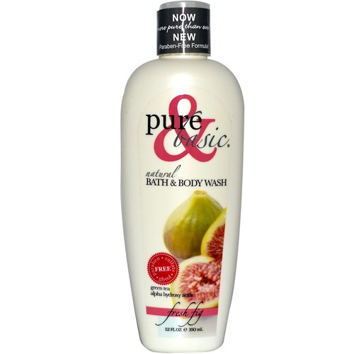 Bath & Body Wash - Fresh Fig
