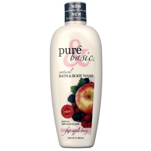 Bath  Body Wash - Fuji Appleberry