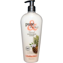 Pure and Basic Natural Hand & Body Lotion