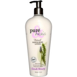 Pure and Basic Natural Hand  Body Lotion