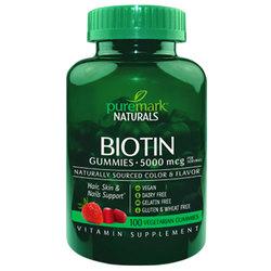 Puremark Naturals Biotin