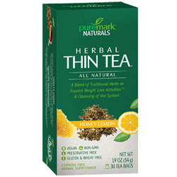 Puremark Naturals Herbal Thin Tea