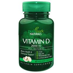 Puremark Naturals Vitamin D