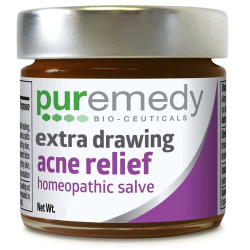 Extra Drawing Acne Relief
