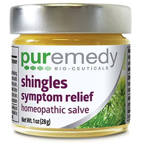 Shingles Symptoms Relief