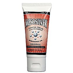 Purest Colloids Mesosilver Topical Cream