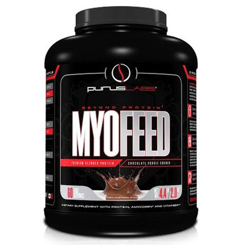 Purus Labs MyoFeed Chocolate Cookie Crunch - 64 Servings - PurusLabs-MyoFeedChoc60s.jpg