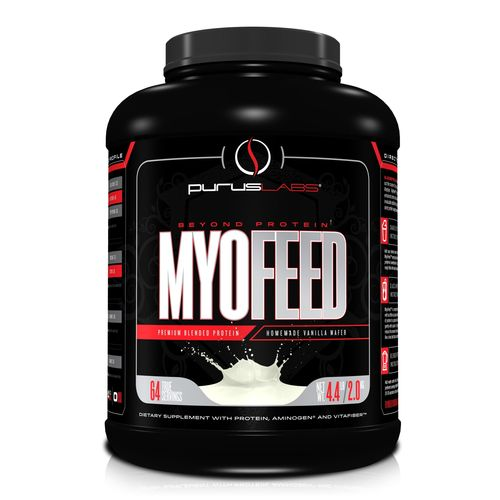 Purus Labs MyoFeed Homemade Vanilla Wafer - 64 Servings - PurusLabs-MyoFeedVan64s.jpg