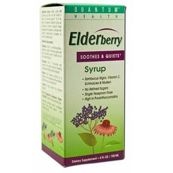 Quantum Elderberry Cough Syrup
