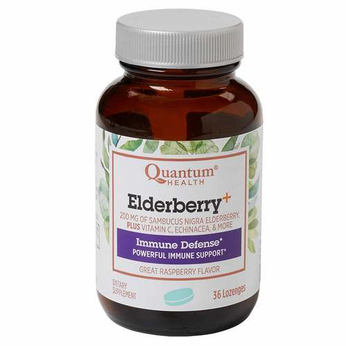 Elderberry Lozenges