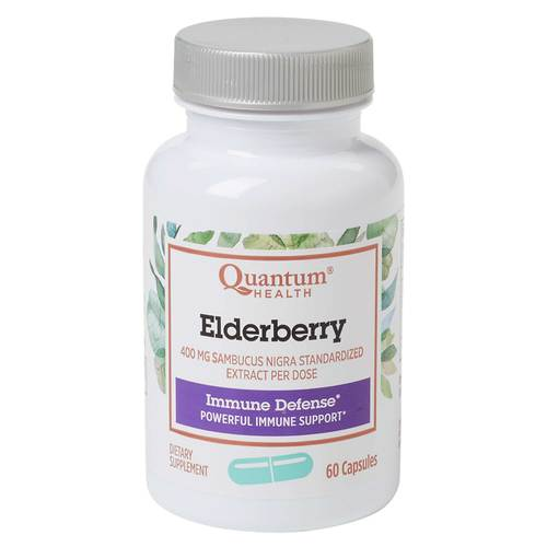 Elderberry Immune Defense