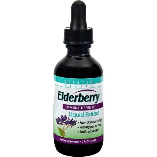 Elderberry Immune Defense Liquid