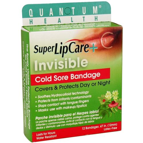 Super Lipcare+ Invisible Cold Sore Bandage