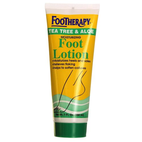 Tea Tree & Aloe Foot Lotion