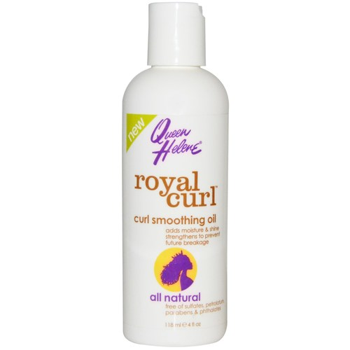 Royal Curl Smoothing Oil