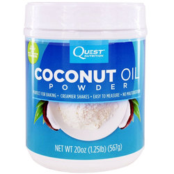 Quest Nutrition Coconut Oil Powder