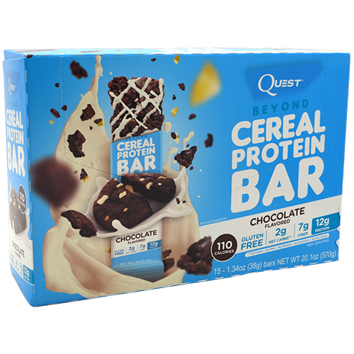 Beyond Cereal Protein Bar