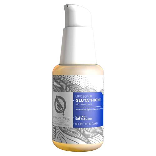 Liposomal Glutathione with Lemon Mint