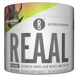 REAAL Essential Amino Acid Muscle Multiplier Kona Dragon Fruit