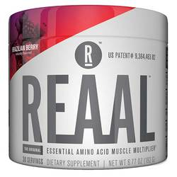 REAAL Essential Amino Acid Muscle Multiplier Brazilian Berry