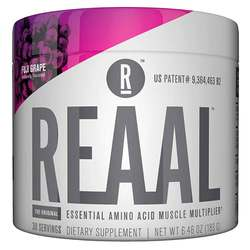 REAAL Essential Amino Acid Muscle Multiplier Fuji Grape