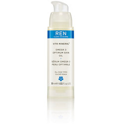 REN Clean Skincare Vita Mineral Omega 3 Optimum Skin Oil