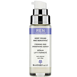 REN Clean Skincare Keep Young and Beautiful Instant Firming Beauty Shot