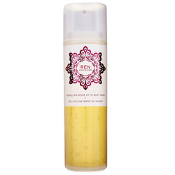 REN Clean Skincare Moroccan Rose Otto Body Wash