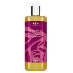 REN Clean Skincare McQueens Moroccan Rose Otto Body Wash