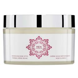REN Clean Skincare Moroccan Rose Otto Firming Crème Riche