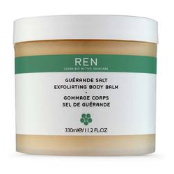 REN Clean Skincare Guerande Salt Exfoliating Body Balm