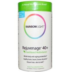 Rainbow Light Rejuvenage 40+ Multivitamin