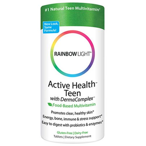 Active Health Teen Multivitamin