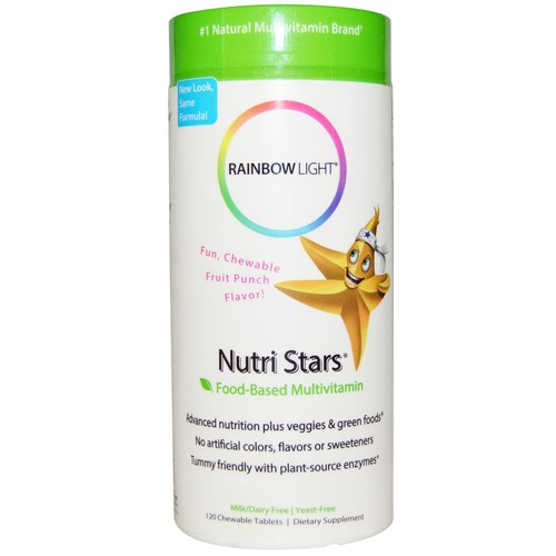 Nutri-Stars Children's Multichew